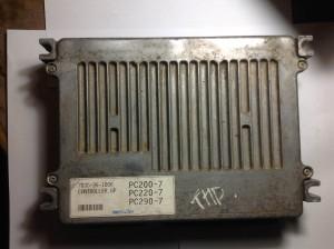 Hộp điều khiển máy xúc (hộp đen)